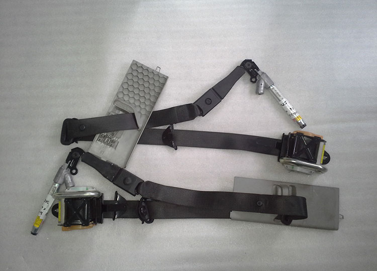 cinturones pretensores honda civic