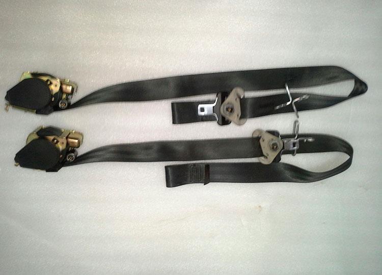 cinturones pretensores peugeot 207