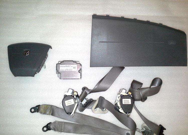 juego airbags dodge caliber