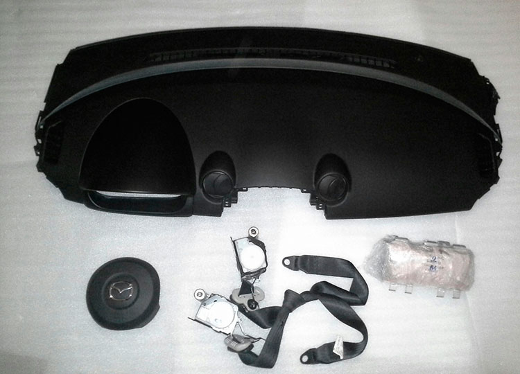 juego airbags mazda 2