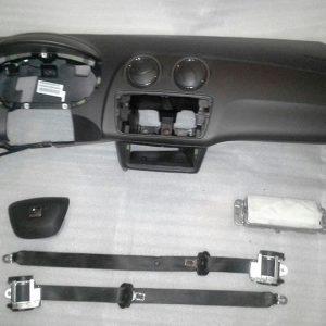 juego airbags seat ibiza 2015
