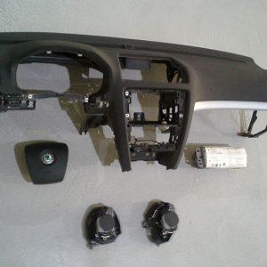 juego airbags skoda octavia